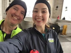 19 mile union station selfie